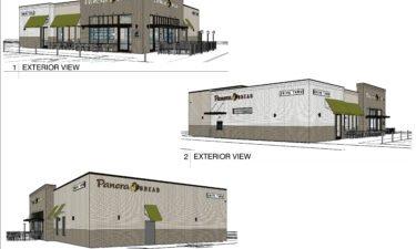 Panera location evaluations at the corner of Nifong and Providence