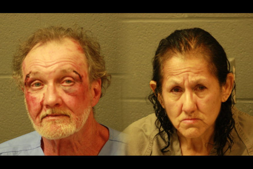 Cooper County assault charges