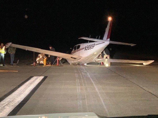 Fulton plane incident 12-08