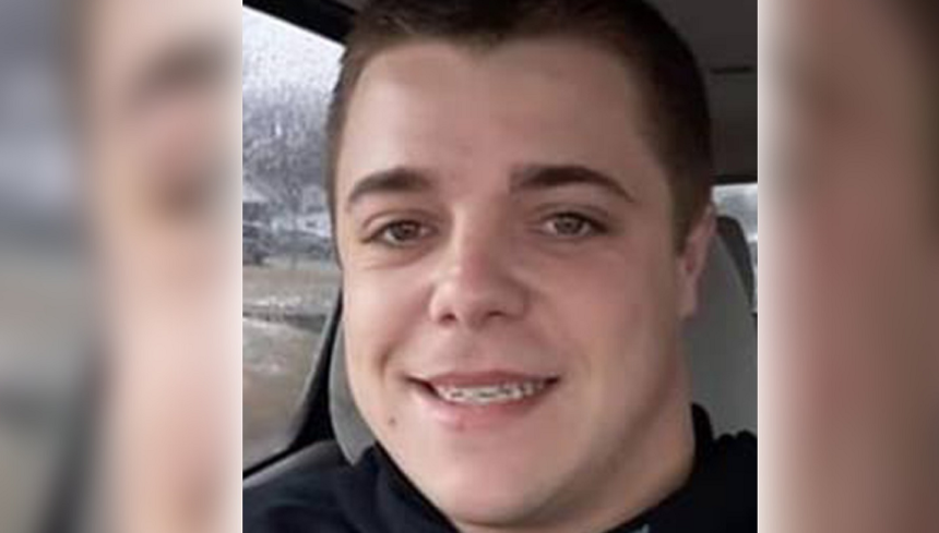 Matthew Beauchamp was reported missing in April.