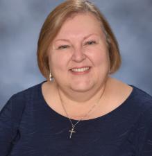Fr. Tolton Principal Gwen Roche