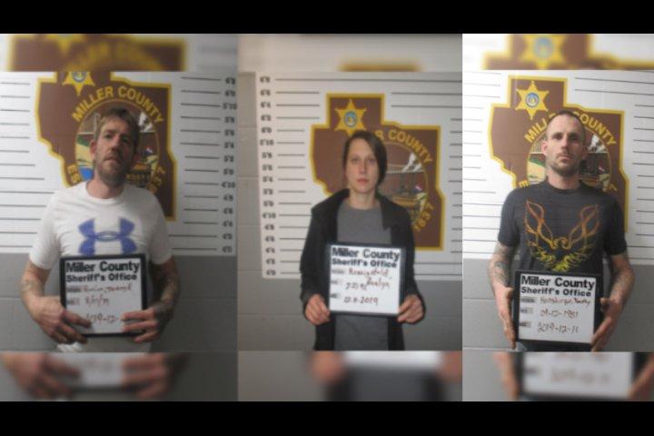 Miller County Drug Bust