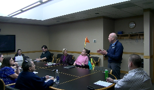 Disabilities Commission discusses fairgrounds
