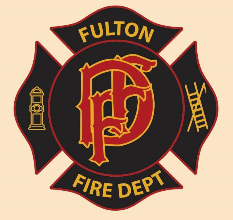 Fulton Fire Department logo