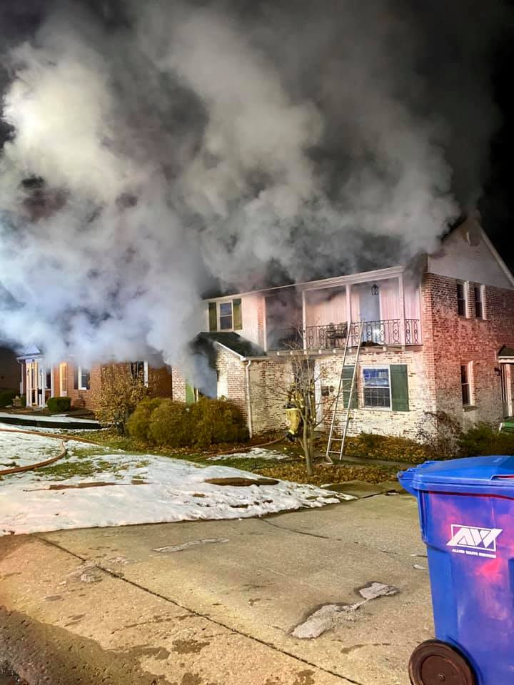 Jefferson City fire
