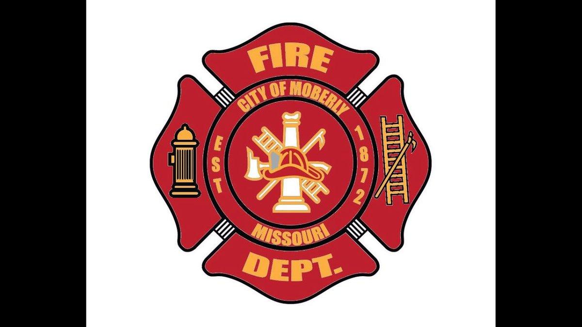 Moberly fire logo