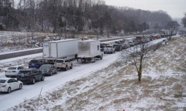 Interstate 70 traffic