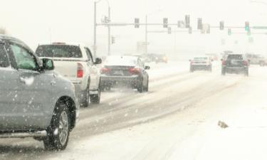 Jefferson City snow fall