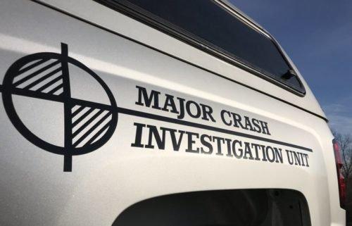 Missouri State Highway Patrol crash unit