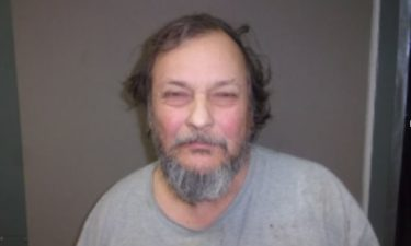Ronald Graupman, 66, was arrested on suspicion of domestic abuse and assault on law enforcement.