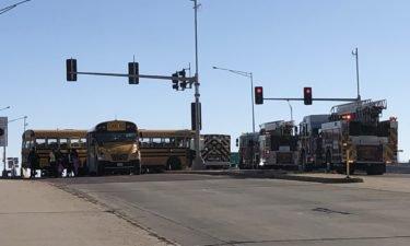 Providence bus crash