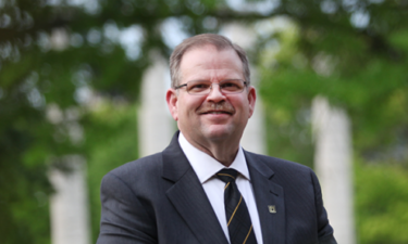 University of Missouri Chancellor Alexander Cartwright