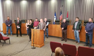 Callaway County officials discuss first COVID-19 case
