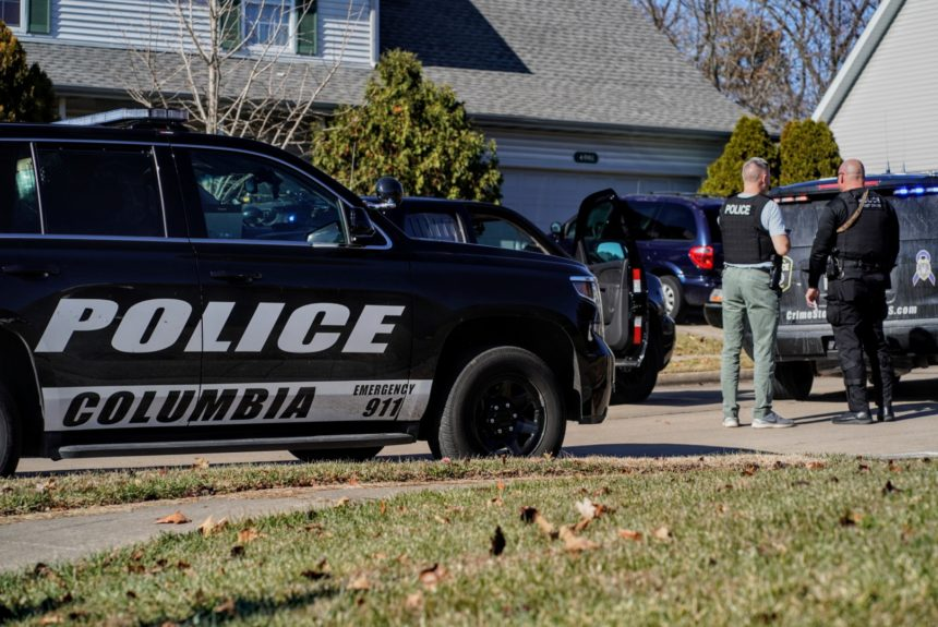 Columbia police investigate after chase