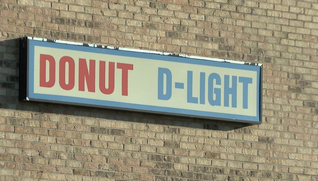 Donut D-Light storefront located on Vandiver Drive in Columbia, Mo on Wednesday, March 4, 2020.