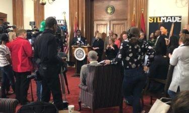 St. Louis officials declare emergency