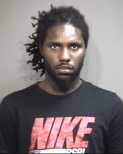 Joseph Luckett faces federal charges after being arrested by Columbia police officers Monday.