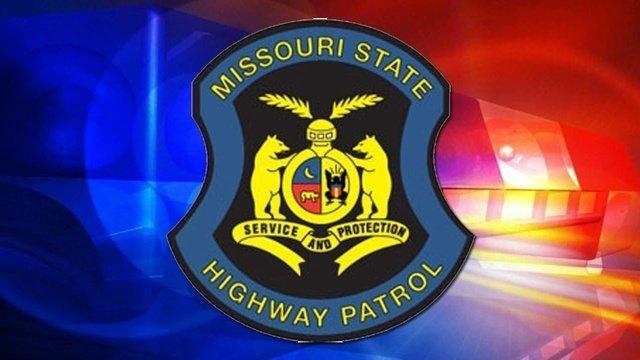 Missouri State Highway Patrol crest.