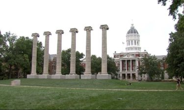 University of Missouri campus