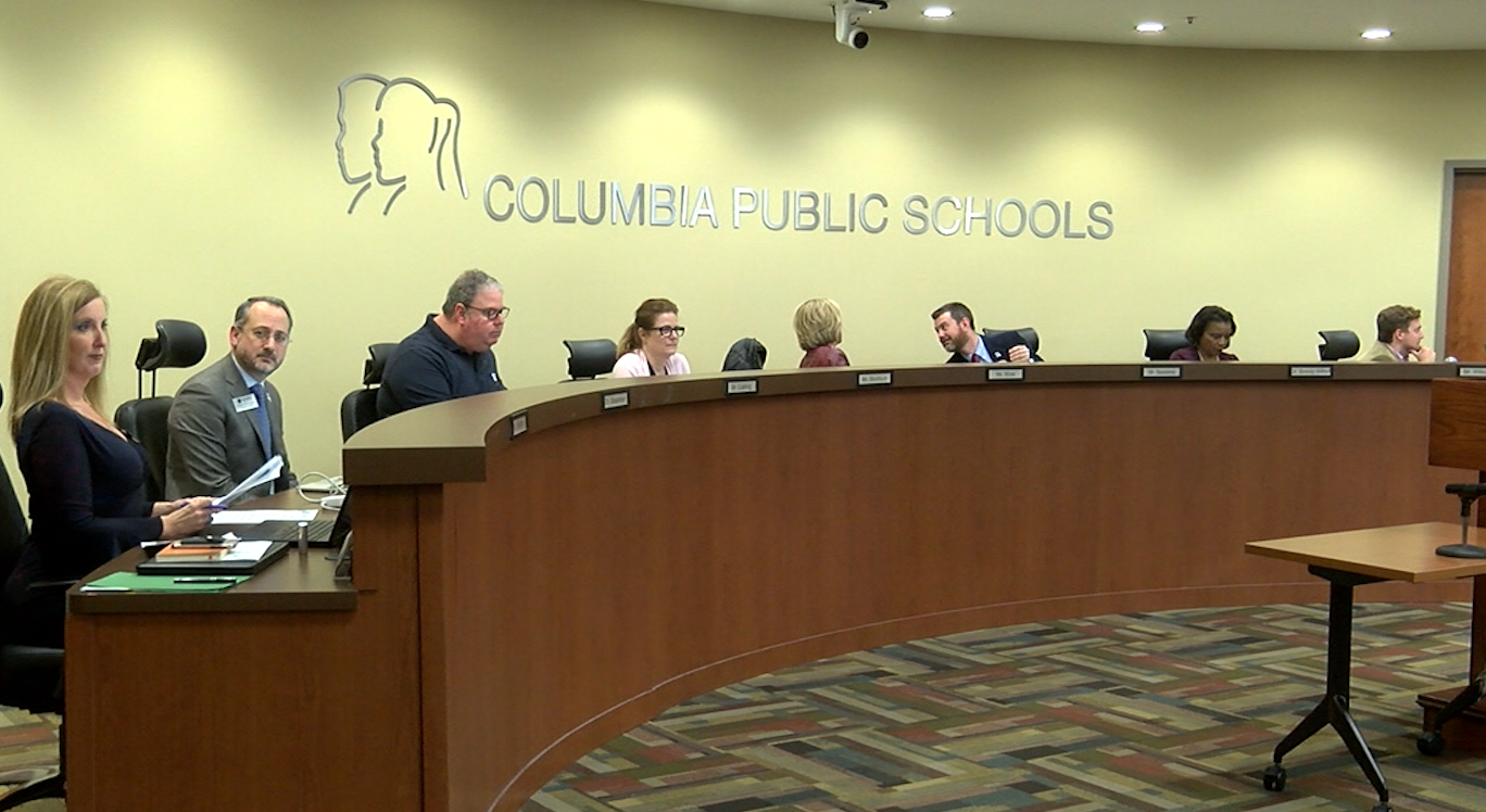 Columbia Public Schools Board of Education