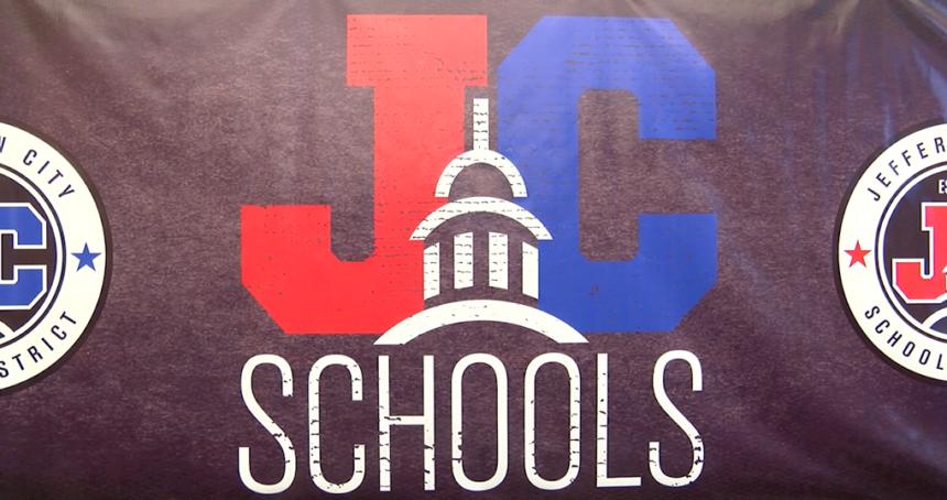 Jefferson City School District banner
