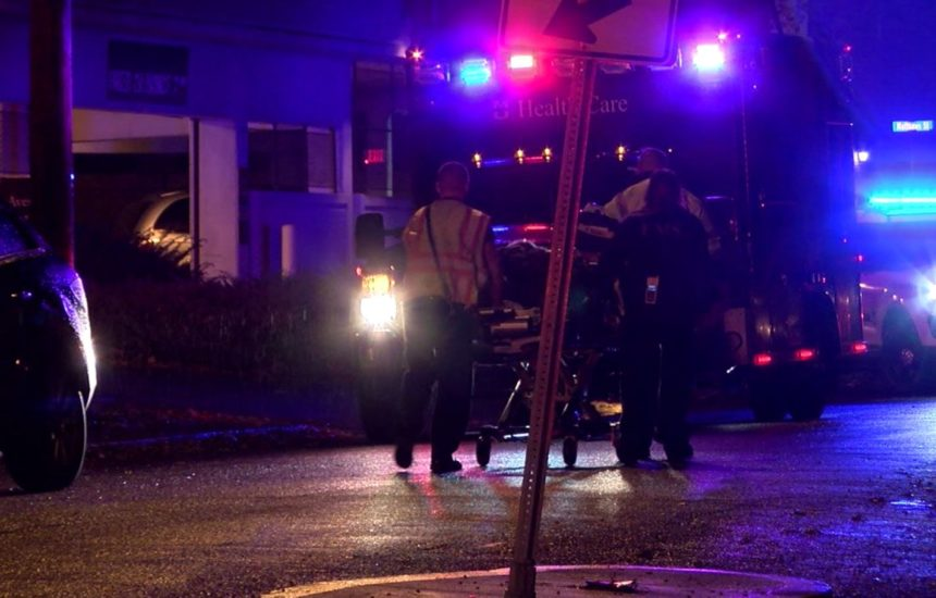 University Avenue crash 11-20