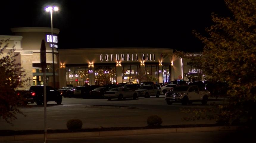 columbia mall 11-7