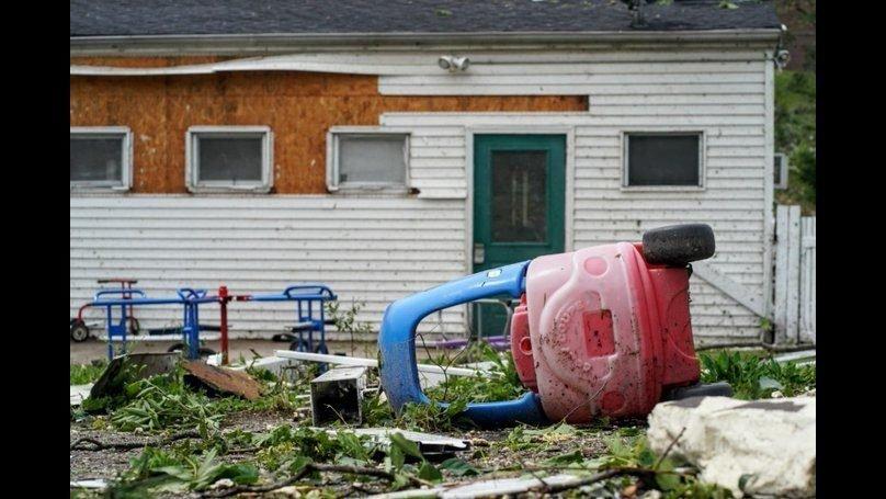 Jefferson City daycare hit by tornado