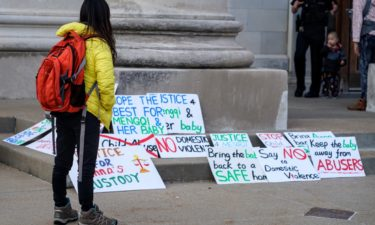 Elledge custody demonstrations