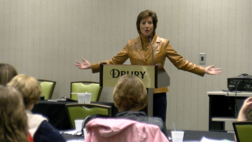 U.S. Rep. Vicky Hartzler at women in agriculture event