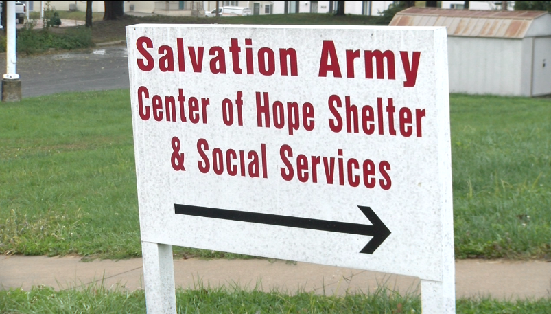 Salvation Army shelter