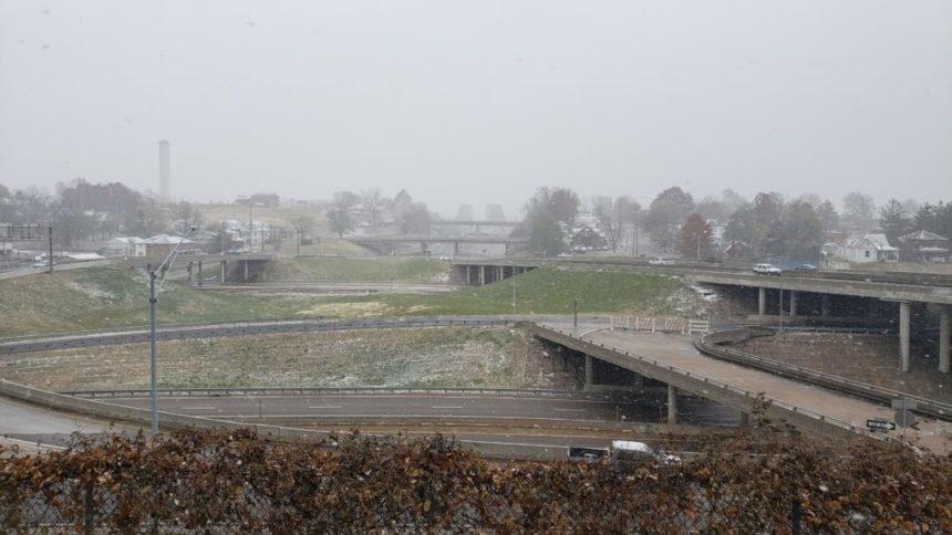 Jefferson City snow