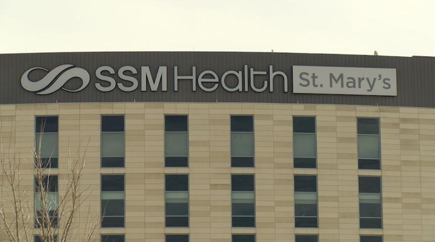 SSM Health St. Mary's Hospital in Jefferson City.