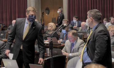 Missouri representatives speaking