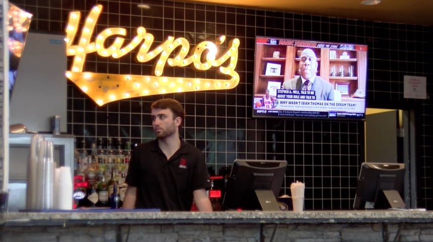 Harpo's Bar & Grill reopens Monday with new operations.