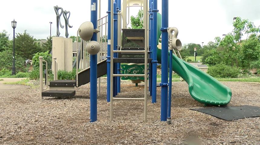 Flat Branch playground