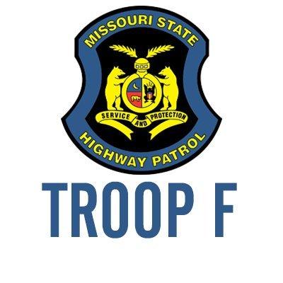 Missouri State Highway Patrol Troop F crest.
