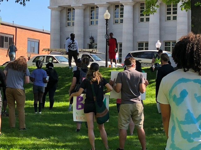 Protests at Missouri Capitol