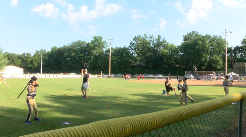 Fathers Day Baseball Tournament in Columbia, MO