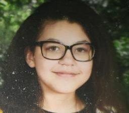 Ashya Hampton, age 12