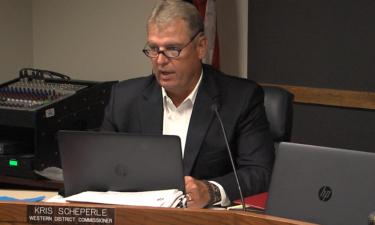 Cole County Commissioner Kris Scheperle