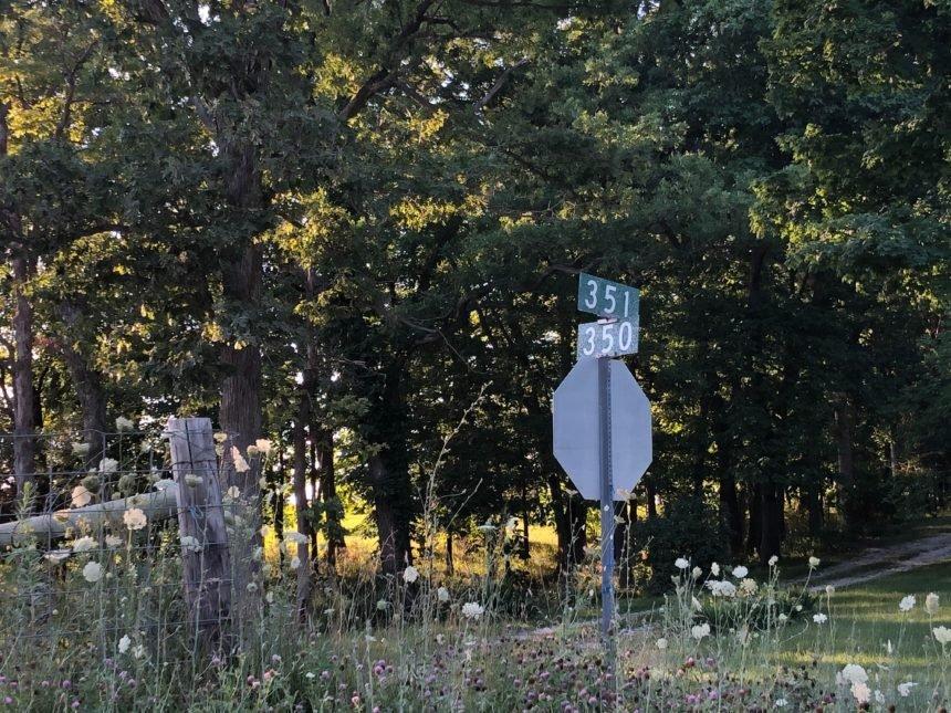 Callaway County scene where body was found