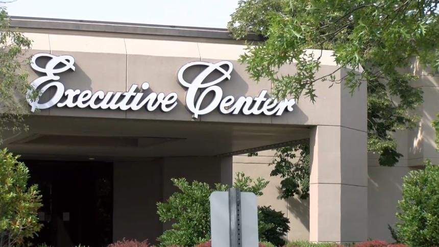 holiday inn exec center