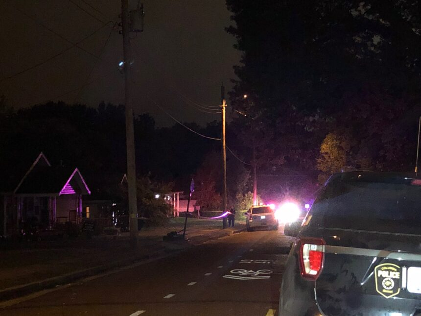 Forest Avenue shooting