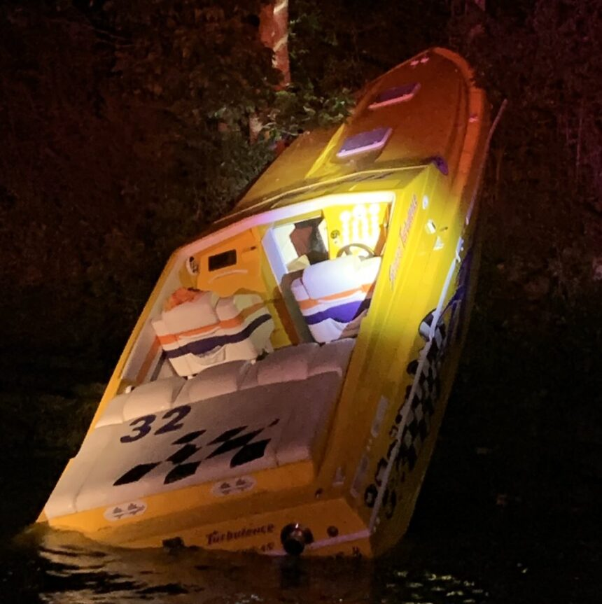 Boat Crash 8-29