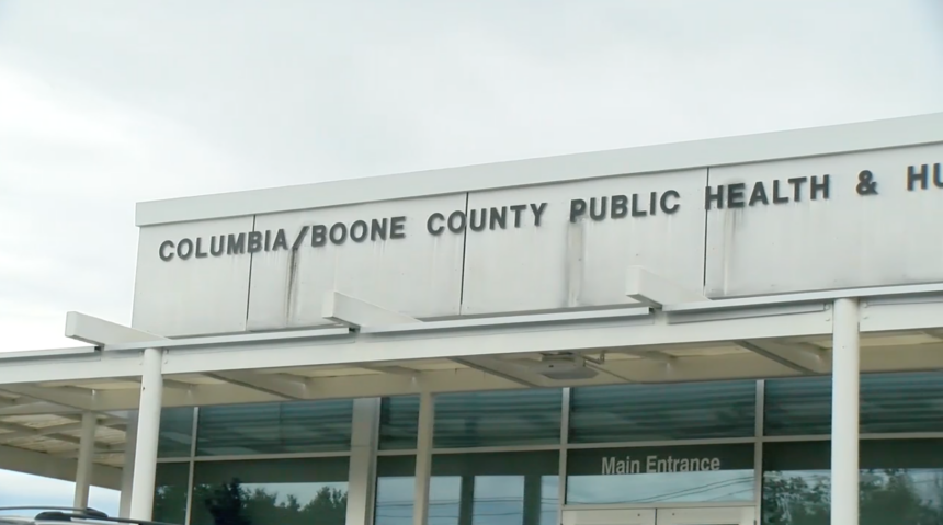 columbia:boone health department