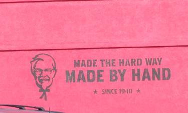 The health department sent KFC a notice of violation.