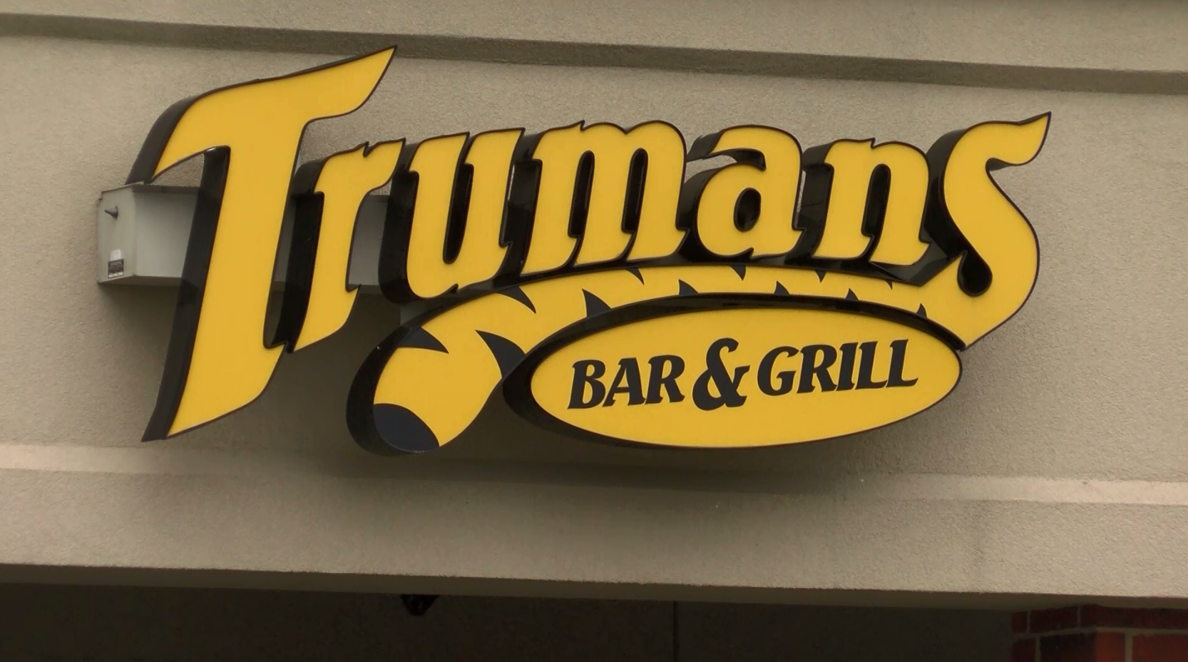 Truman's Bar & Grill was charged with violating the COVID-19 health order.