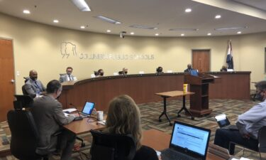 The Columbia Public Schools Board of Education is expected to discuss a return to the classrooms Monday night amid a rise in COVID-19 cases across Boone County.