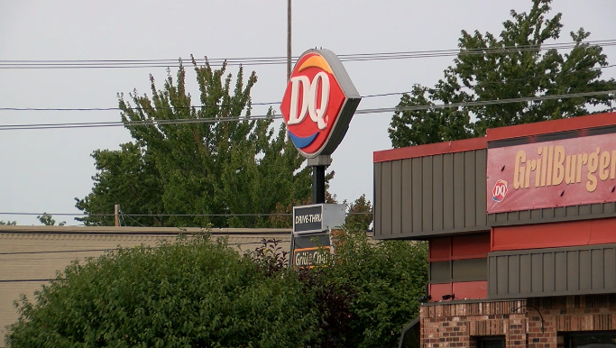 East Business Loop Dairy Queen in Columbia, Mo.